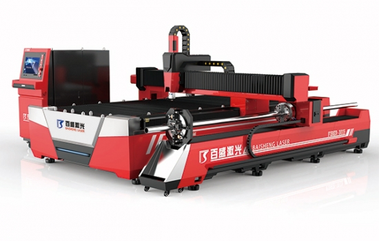 Advanced dual-use Fiber laser