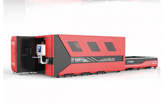All Cover Exchange Platform Laser Cutting Machine