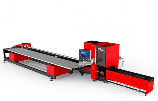 Professional Metal Tube Laser Cutting Machine