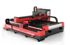 Tube & Pipe Laser Cutting Machine