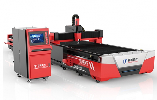 6000*1500mm Metal Laser Cutting Machine