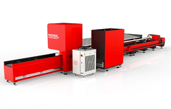 Steel Tube Laser Cutting Machine