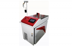 Small Fiber Laser welding machine