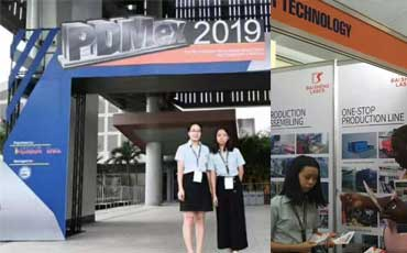 China Baisheng Laser joined pdmex philippines 2019